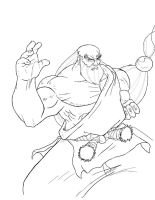 Gouken Proces by ElGota