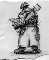 Imperial Guard Rifleman 2 by StugMeister