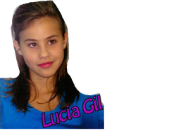 Png Lucia Gil by Nowemi