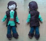 Hiccup Plush [For Sale] by drawingdream