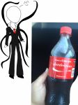Share a coke with slenderman by foxy21a72