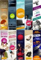 Outlet banners 2 by krzysgfx