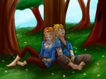 Com: Rest away Heroes by hopelessromantic721