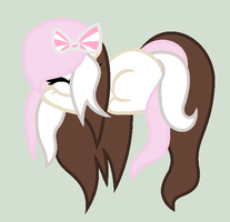 HEART PONY COMMISSION: Nyriah by iAPOCOLYPTIK