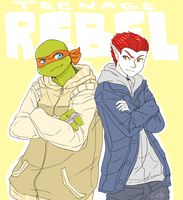 Teenage Rebel by Tenshilove