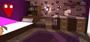 Nursery 1.3 by little-billie