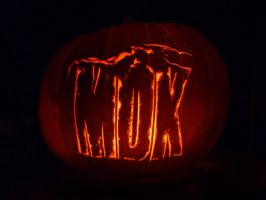 MDK Pumpkin by ceemdee