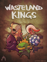 Wasteland Kings by ItsJustin