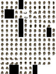 Annie-Wolf Sprite Sheet by RedPawDesigns