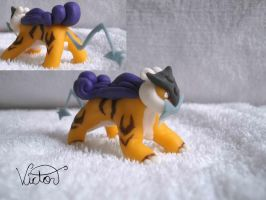 243 Raikou by VictorCustomizer