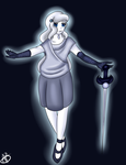 Fangem: Moonstone by Misanlycanthrope