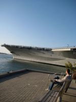 MIDWAY MUSEUM SAN DIEGO by modaxxa