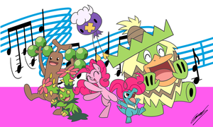 Pokemon Party by Gearholder