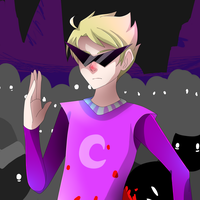 Dirk Strider by Litner-chi
