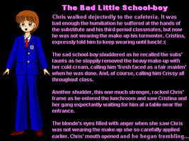 The Bad Little School-boy +005 by SissyDemi