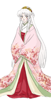 Inuyasha OC: Tsukihime by poproxs--DrPepper23