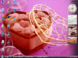 February 2012 Desktop by Sweet-Blessings