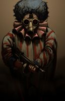 Ultra Clown by lordtree
