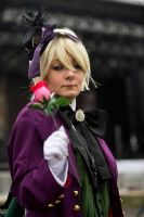 Alois trancy- Black butler. by mory-chan