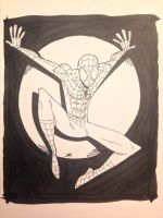 Spider-Man by J0N-Lankry