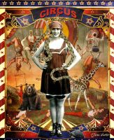 Circus Girl by jhutter