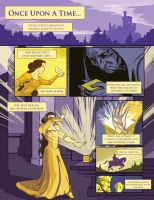 The Evil Queen Page 1 by MySweetPhantom