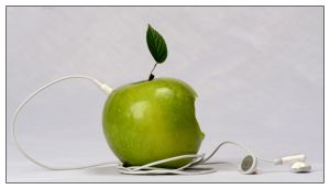 Apple Ipod by adnirol