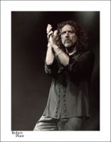 Robert Plant - Led Zeppelin by aaaphotos