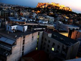 Athens by hollyberrie14