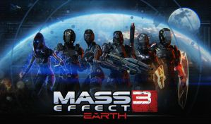 Mass Effect: Earth by rome123