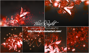 Red Textures17 by LeEight