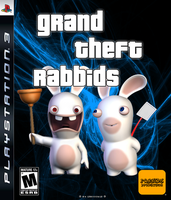 Grand Theft Rabbids by 13Booob13