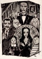 The Addams Family by DenisM79