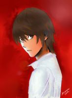 Light Yagami by sonorousviola