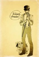 Holmes PLEASE by Tacaret