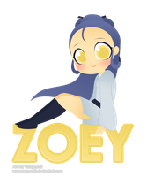 Request: Zoey by Magumii