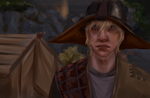 Dragon Age Inquisition: Cole by AgentKnopf