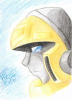 Crayon Test... A. Hotshot by Autobot-Windracer
