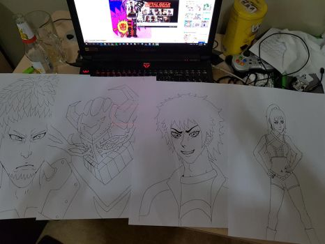 working on the new 4 requests by Chains95