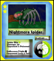 Nightmare Spider (Adopt) by Dianamond