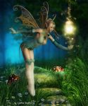 Catching The Fairy Light by Radthorne