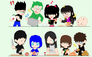 Cooking Challenge Collab by xXWillyWonkaXx