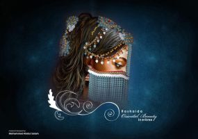 Rashaida Beauty by M-AlJabarty