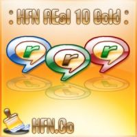 HFN Real 10 Gold by faridnafar