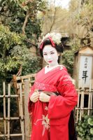 Maiko (Red) - 10 by rin-no-michiei
