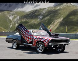Dodge Charger High Rider by LEEL00