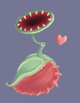 Up-side-down Watermelon by Devourer-of-Gods
