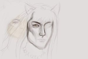 inuyasha wip by Mechahound