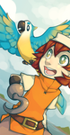 101715 :: Treasure Adventure World Banner 01 by fetalstars
