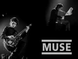 Matthew Bellamy from Muse by brightlightside